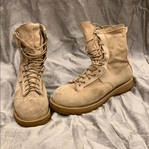 Men's Rocky Combat military boots